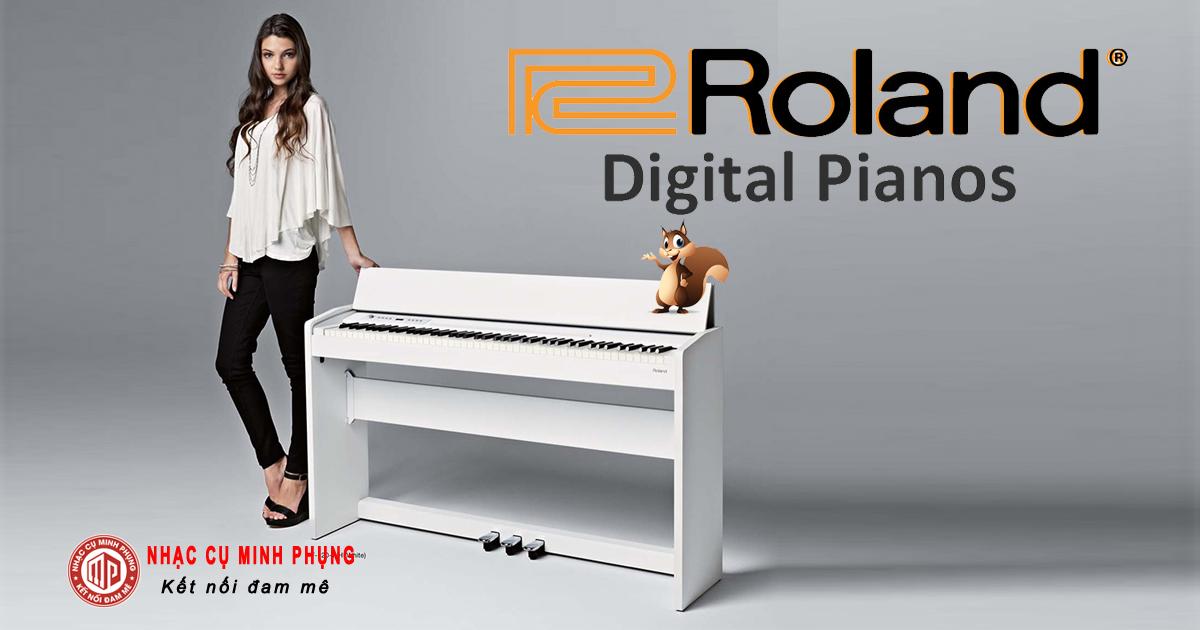 năm sản xuất đàn piano điện roland, Đàn piano roland giá bao nhiêu