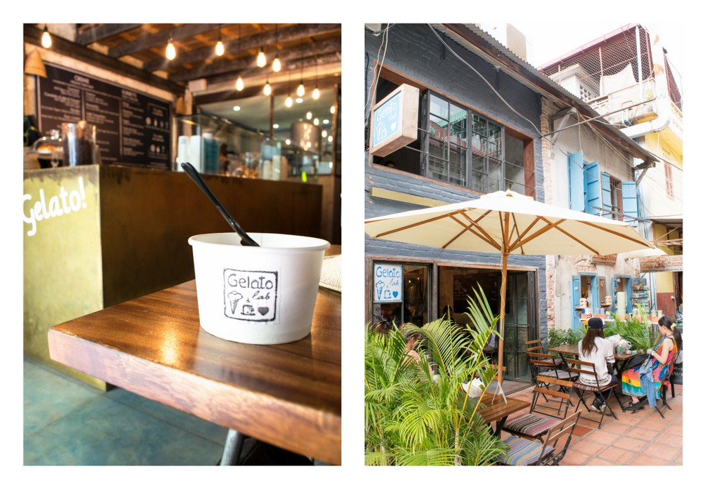 Gelato Lab & Co | A Slice of Italy In Siem Reap Cambodia