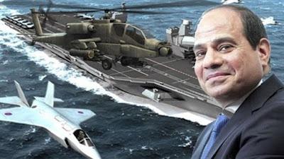 تسليح الجيش المصرى, الرئيس السيسى, الجيش المصرى,