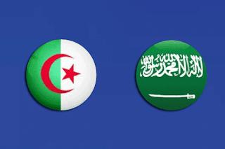 مشاهدة مباراة السعودية والجزائر بث مباشر اليوم 9-5-2018 مباراة ودية استعدادات كاس العالم 2018 روسيا