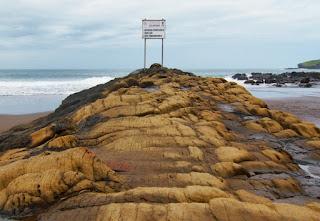 Pantai Watu Ulo (Snake Stone Beach)