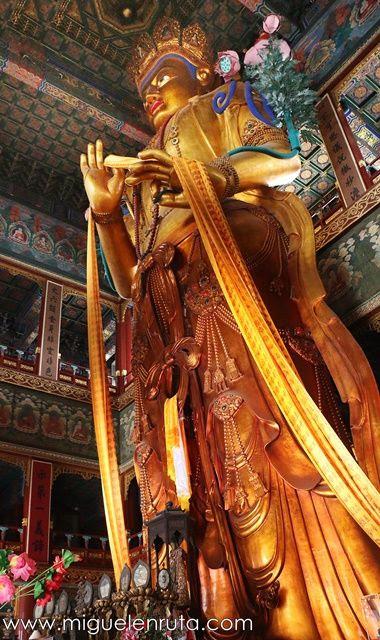 Maitreya-Yong-He-Gong