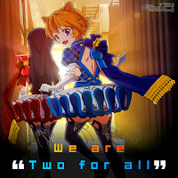 Download Two for all – We are Two for all
