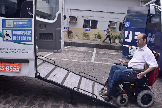 Mais turismo e lazer para pessoas com deficiência