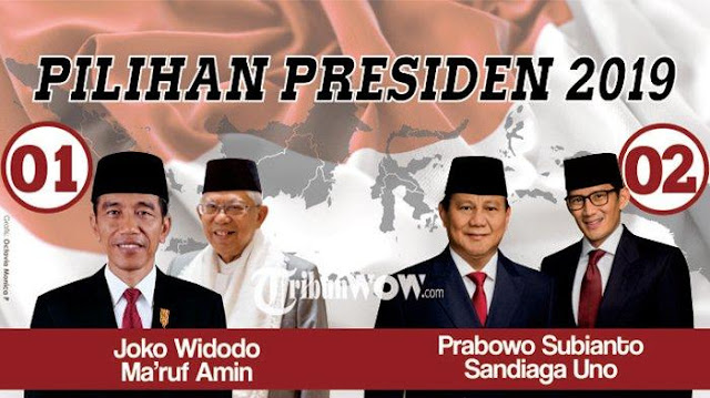 Hasil Akhir Polling yang Dibuat Iwan Fals setelah Debat Perdana Pilpres, 02 Menang Telak dari 01