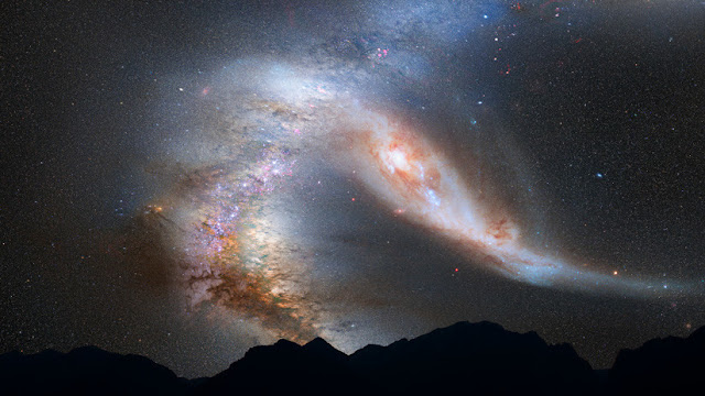 """Galaxias enanas del """"patio trasero de la Vía Láctea"""" se cuentan entre las primeras del Universo"""