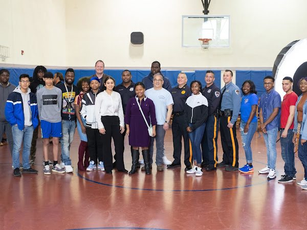 ** PRESS ** New Docuseries Generation Change Brings 'Common Ground' to Trenton Law Enforcement and Youth Discussing Gun Violence