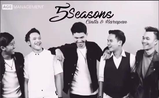 Lirik Lagu 5 Seasons - Cinta Dan Harapan