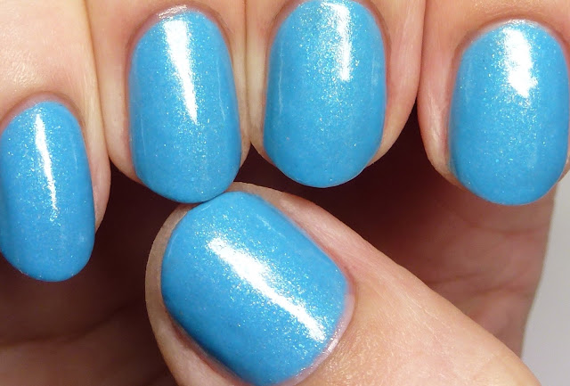 Blue-Eyed Girl Lacquer Siren Bids Adieu to Her 20s
