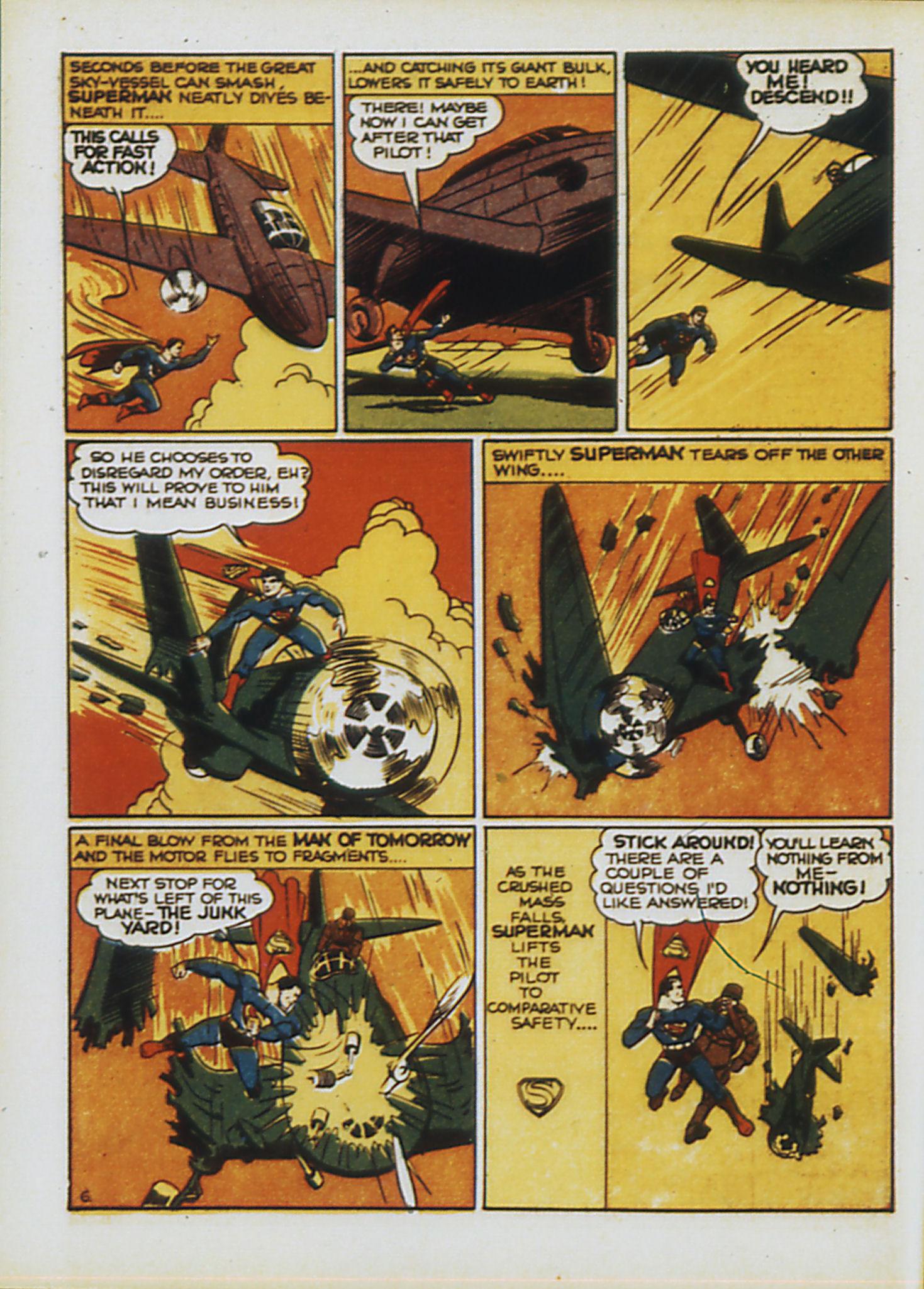 Action Comics (1938) 35 Page 8