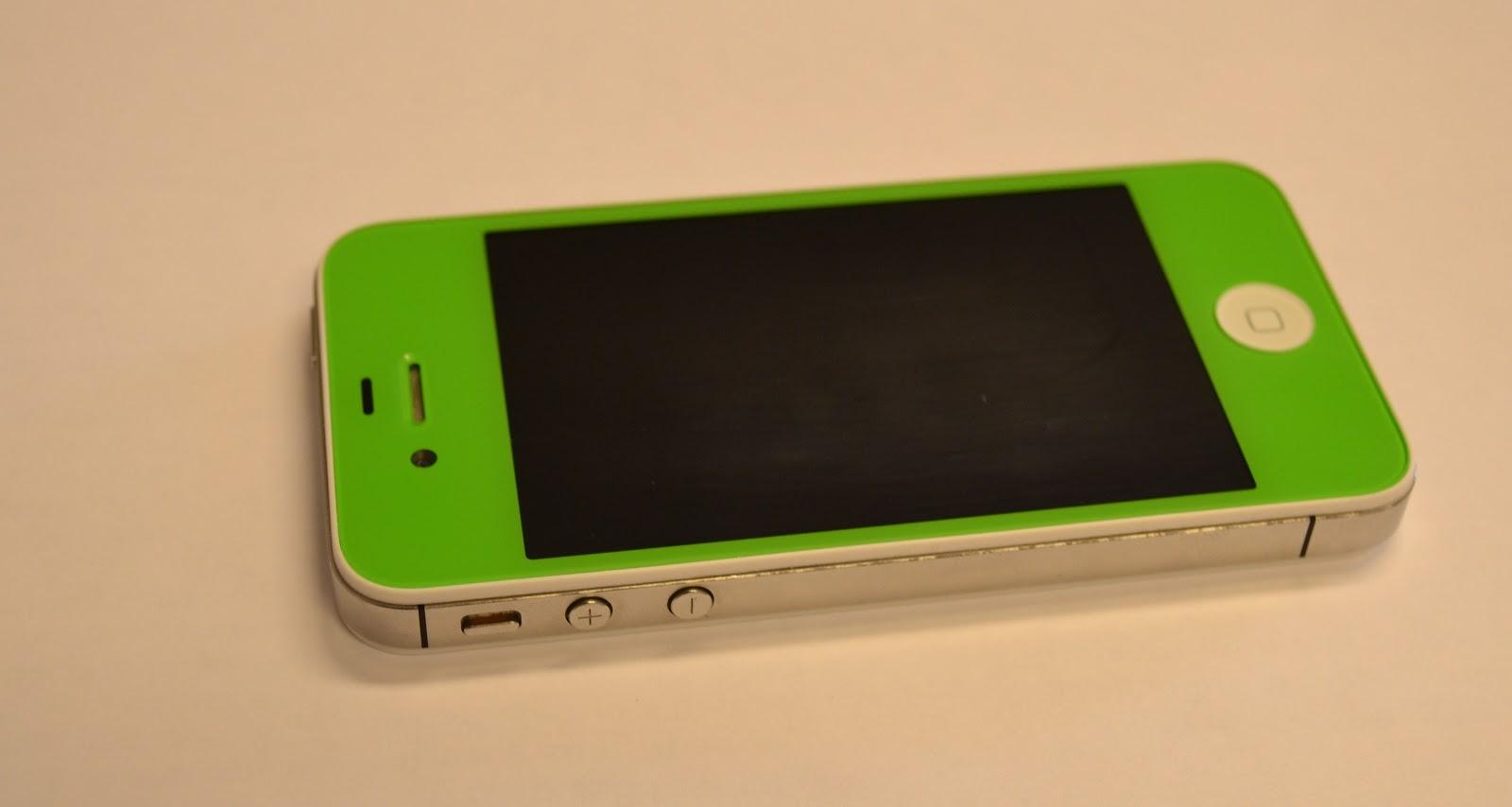fikse iphone 5s skjerm stavanger