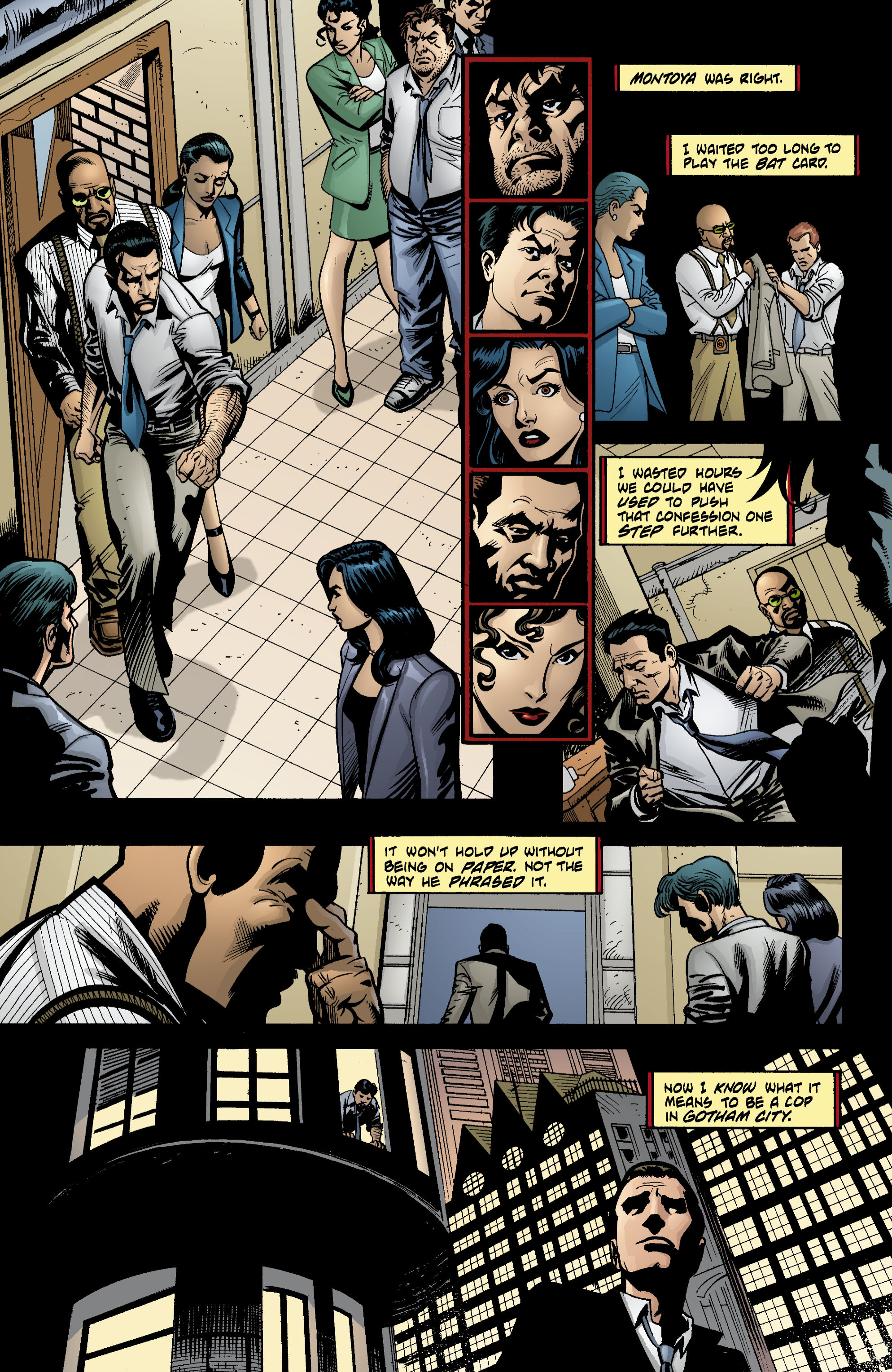 Detective Comics (1937) 754 Page 19