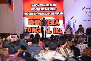 Panglima TNI Ajak Pengusaha Indonesia Bangun Ekonomi Bangsa