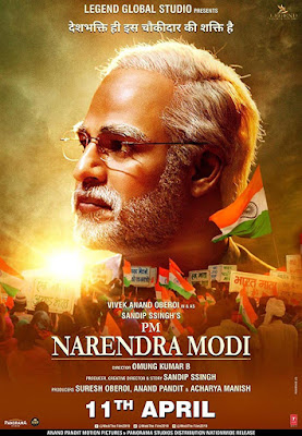 PM Narendra Modi 2019 Hindi Pre-DVDRip 700MB