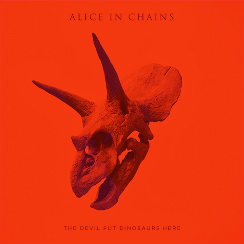 rock album artwork alice in chains the devil put dinosaurs here. Black Bedroom Furniture Sets. Home Design Ideas