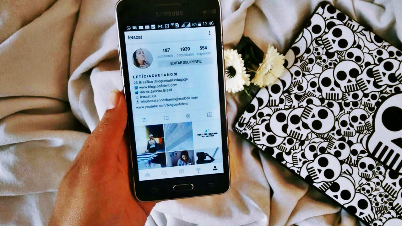 Deixando o feed do instagram organizado #1