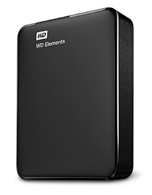 disco duro externo WD Elements de 2 TB