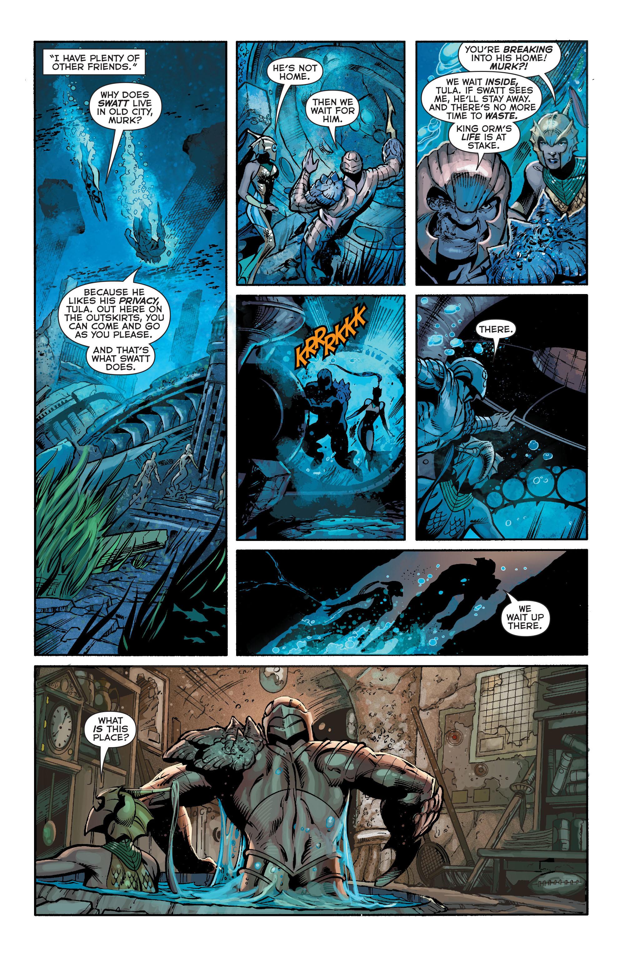 Read online Aquaman (2011) comic -  Issue #19 - 8