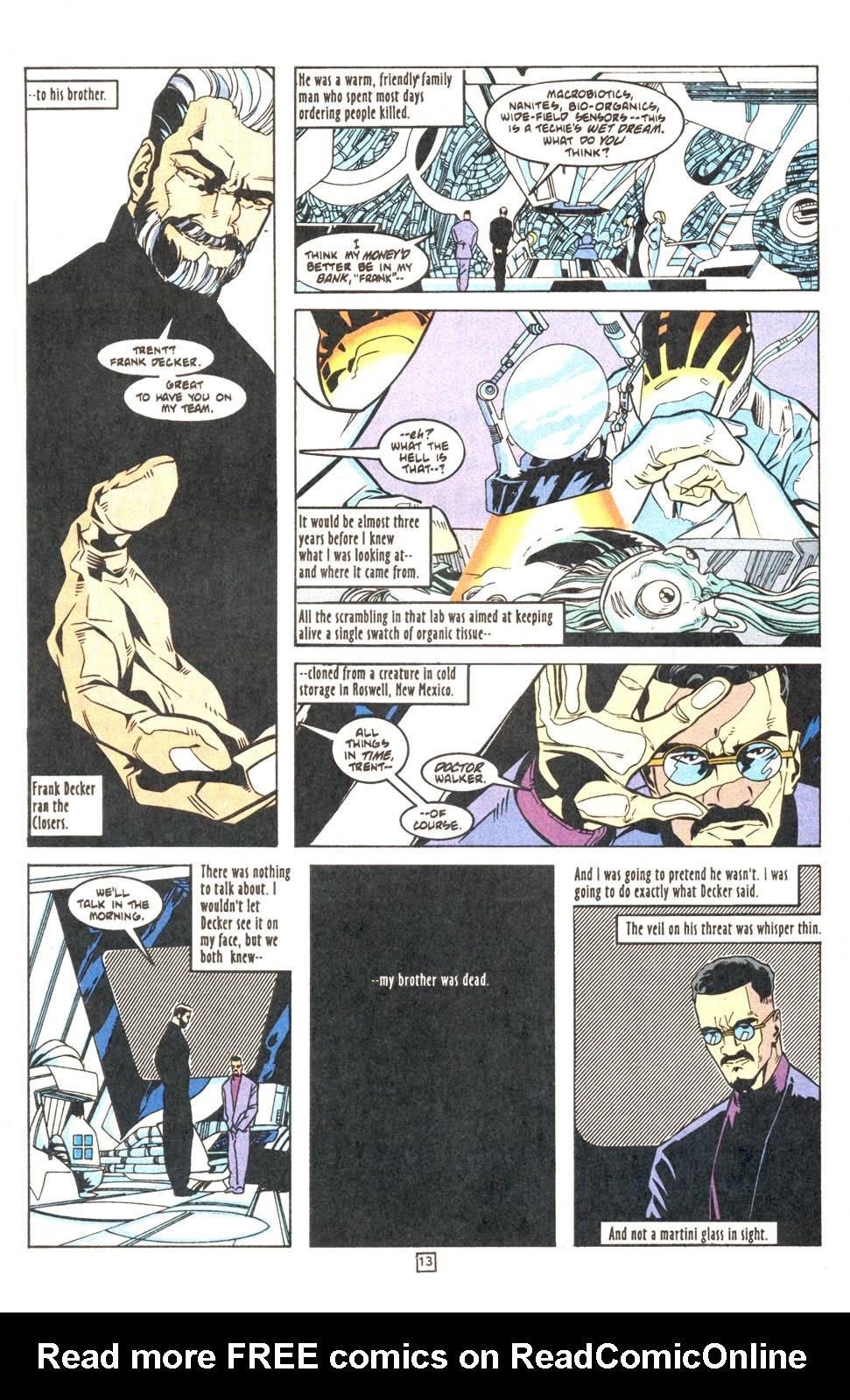 Read online Xero comic -  Issue #7 - 15