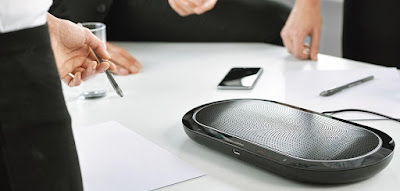 Jabra Speak smart conference call speakerphone