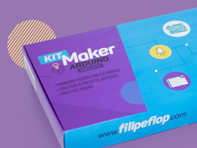Kit Maker Arduino Iniciante