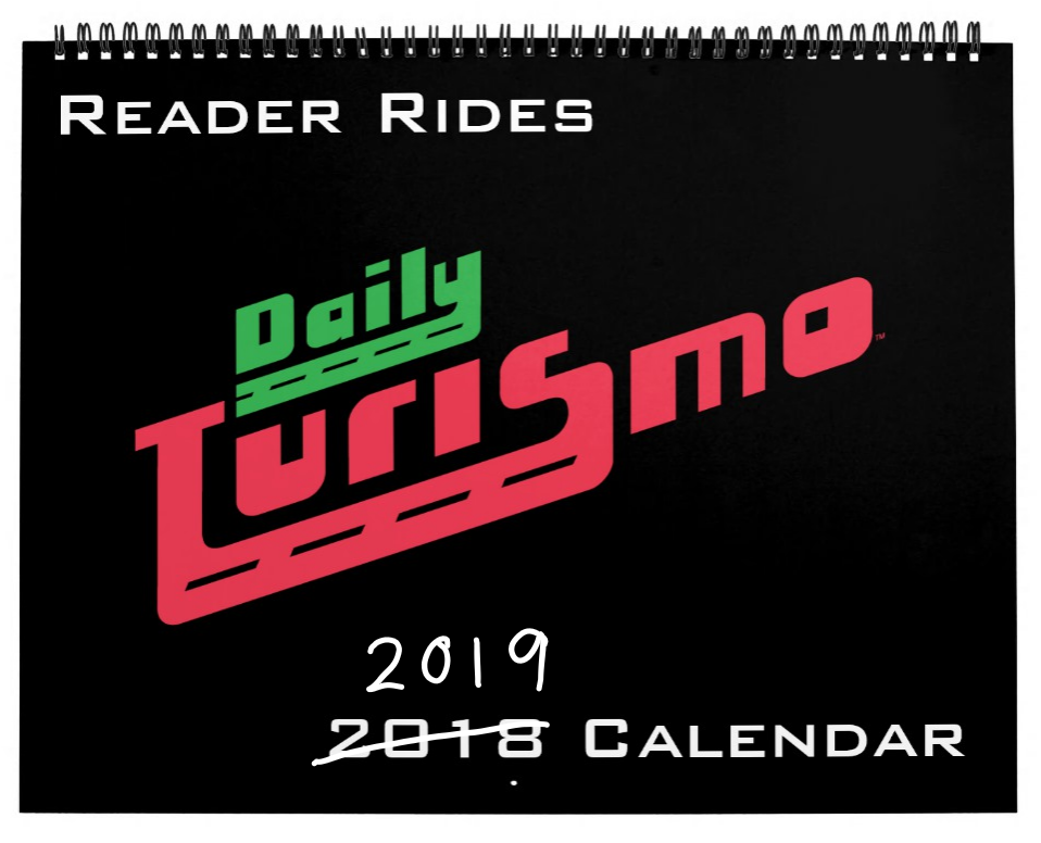 Submit Your Car For The DT 2019 Reader Ride Calendar