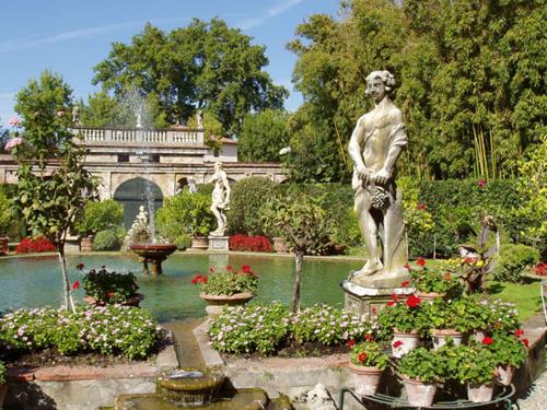Resultado de imagen para jardines renacentistas