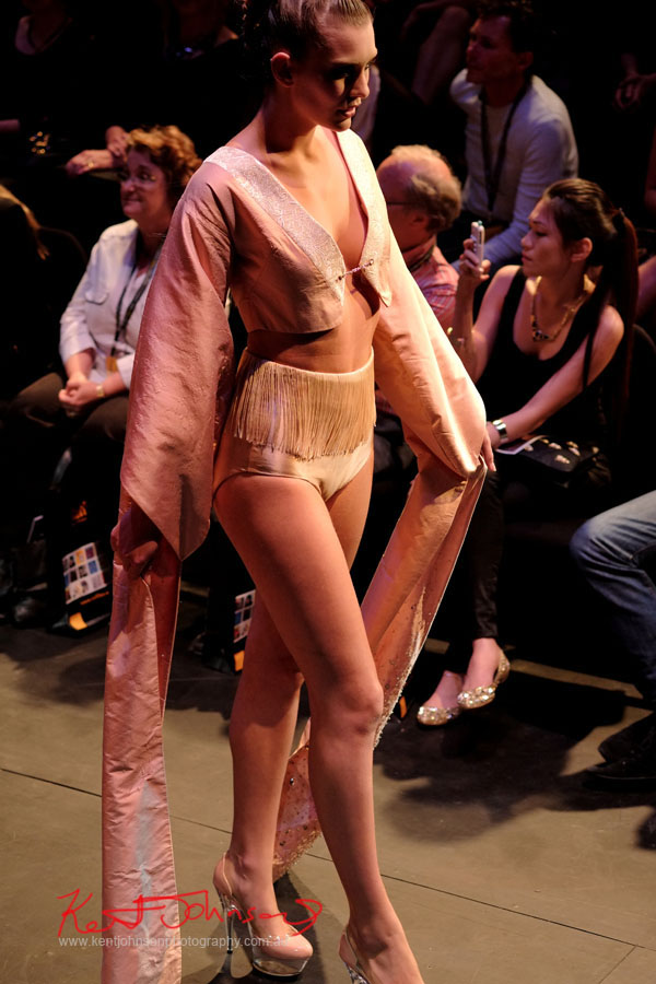 Grace Lui - Raffles College 2012 Graduate Fashion Show Carriageworks, Everleigh Sydney