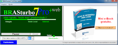 BRASTURBO7 PRO + WEB
