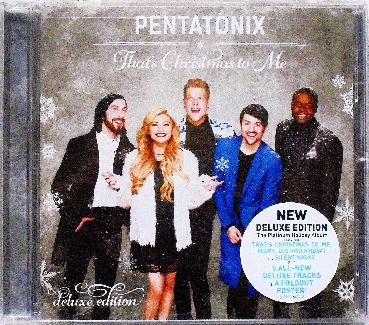 M 250 Sica De Navidad Pentatonix That S Christmas To Me