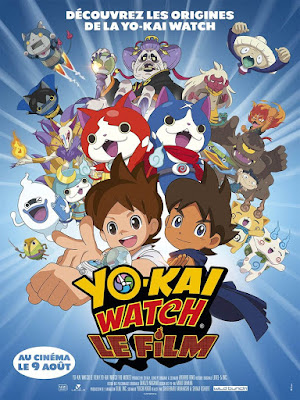 Yo-Kai Watch le film streaming VF film complet (HD)