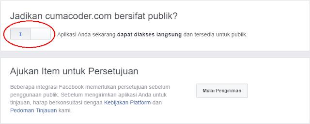 6 - Tutorial Menciptakan Login Facebook Dengan Php