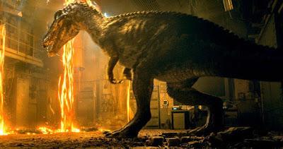 Baryonyx en Jurassic World El reino caído