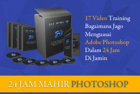 24 Jam Jago Photoshop
