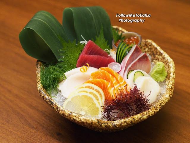 Sashimi Mori Hana RM 80 (2-3 pax)