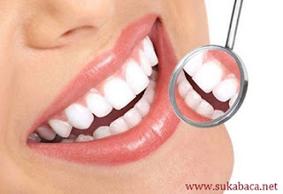 Cara Merawat Gigi, Tips Gigi putih alami
