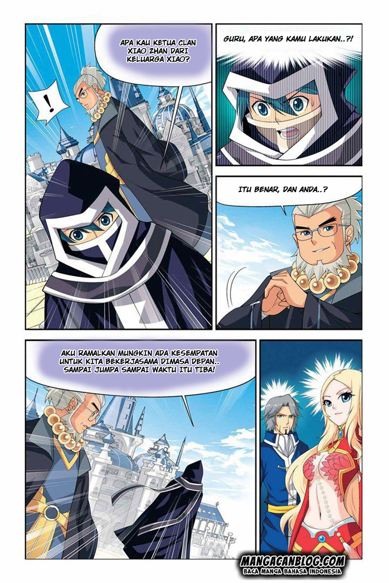 Battle Through the Heavens Chapter 13-44