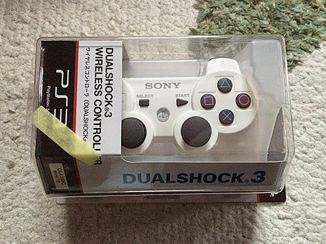 PS3ワイヤレスコントローラーDUALSHOCK3