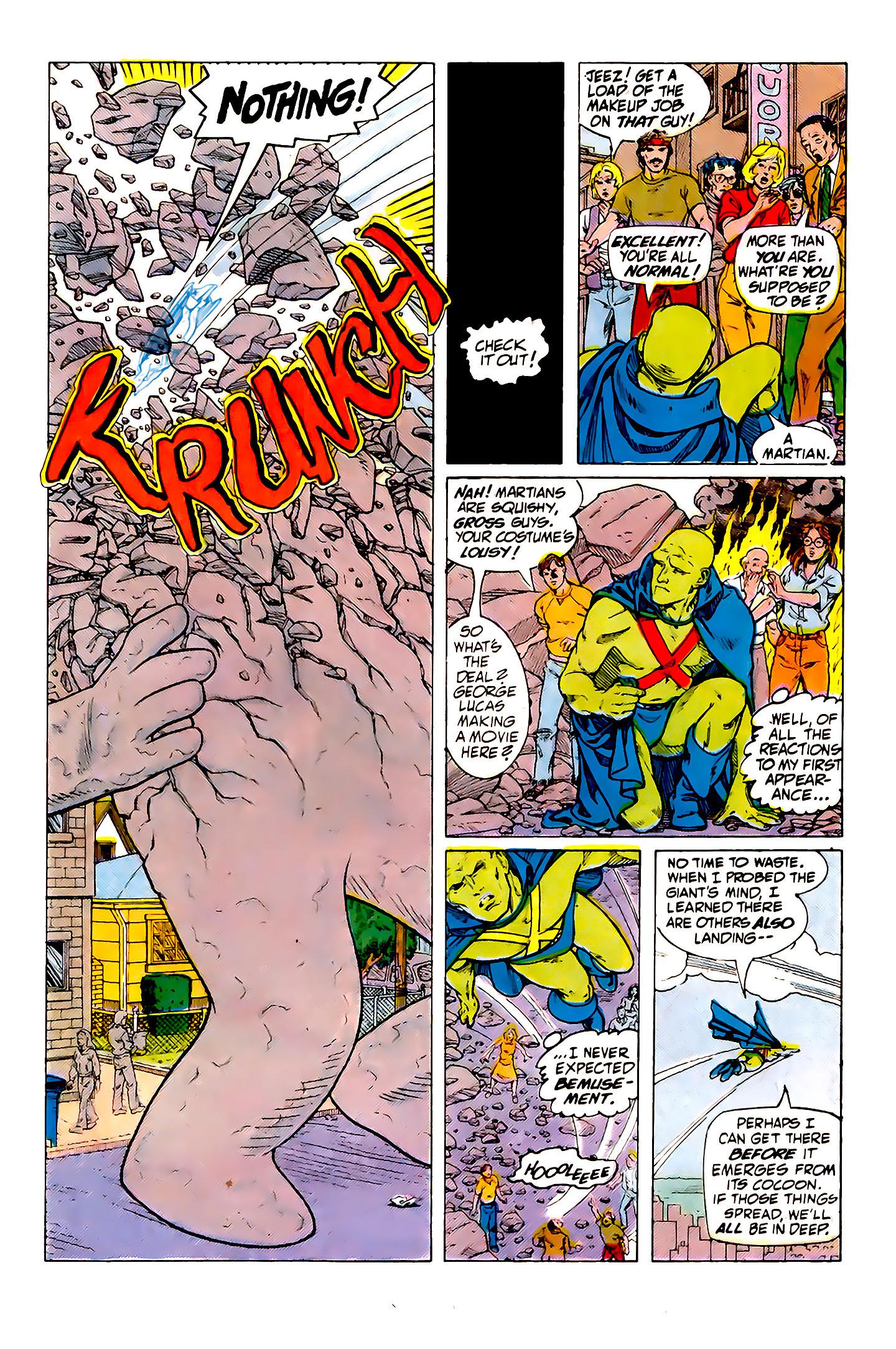 Read online Secret Origins (1986) comic -  Issue #32 - 9