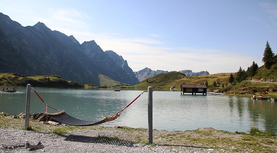 Lago Trübsee, Monte Titilis, Suíça