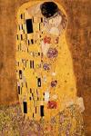 'El beso', obra de Gustav Klimt