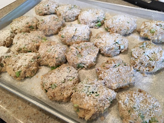 Homemade Gluten Free Crab Cakes