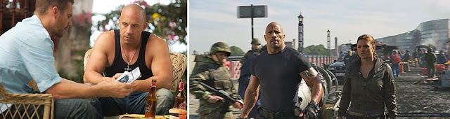 Fast and Furious 6 Movie Review Paul Walker, Vin Diesel, Dwayne The Rock Johnson and Gina Carano