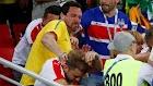Wanita Jadi Korban Kerusuhan Suporter di Laga Brasil vs Serbia