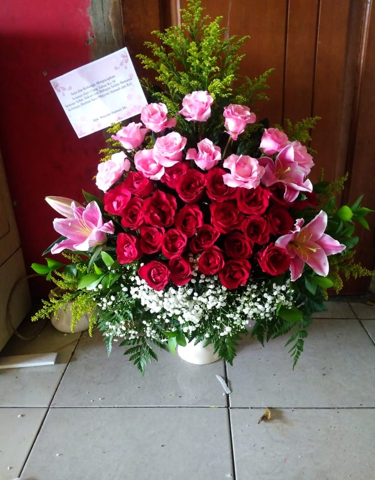 Bunga Meja Cikarang