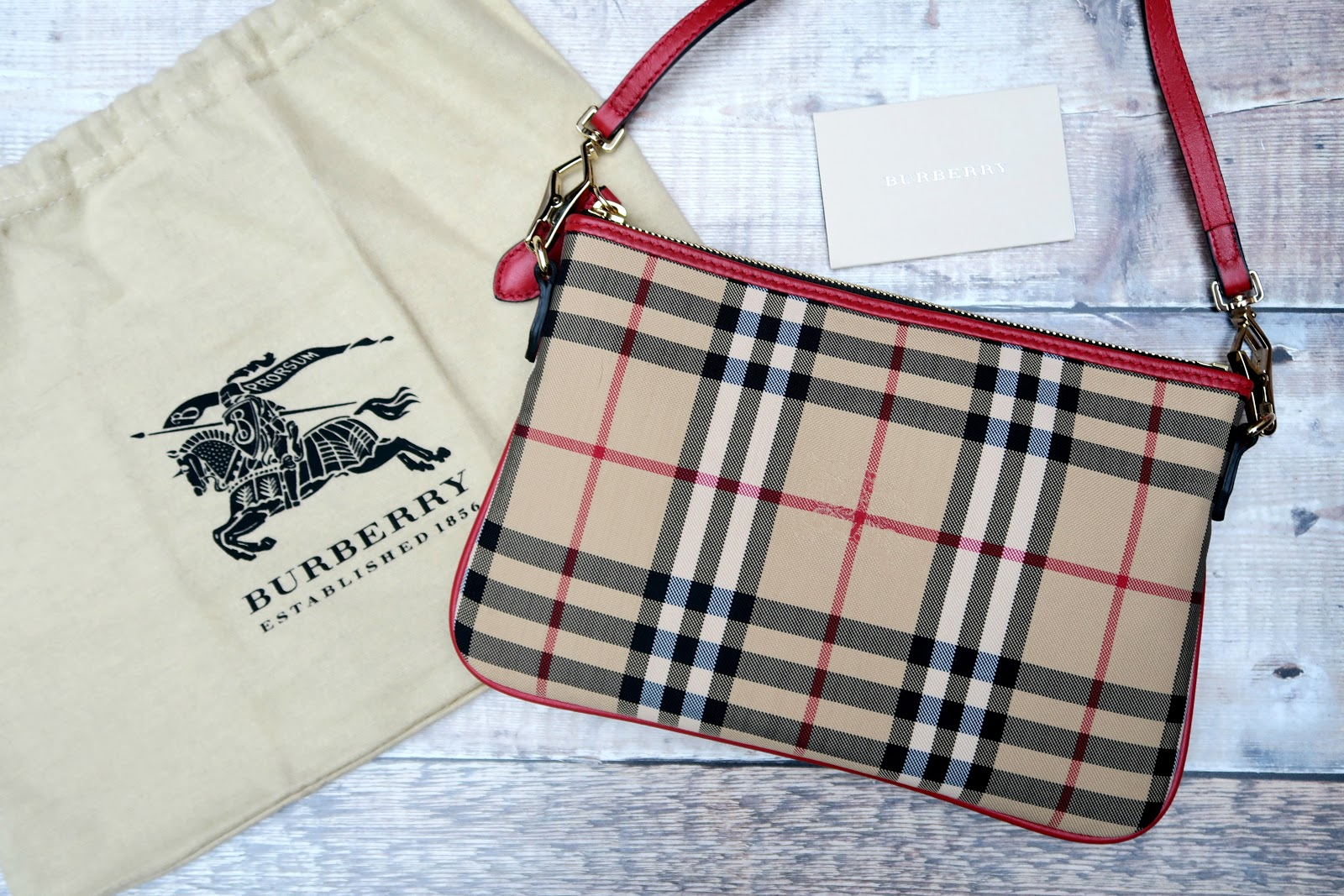 buy online 69a22 cc37d Exactly How Much Money I Saved At The London Burberry Outlet ...