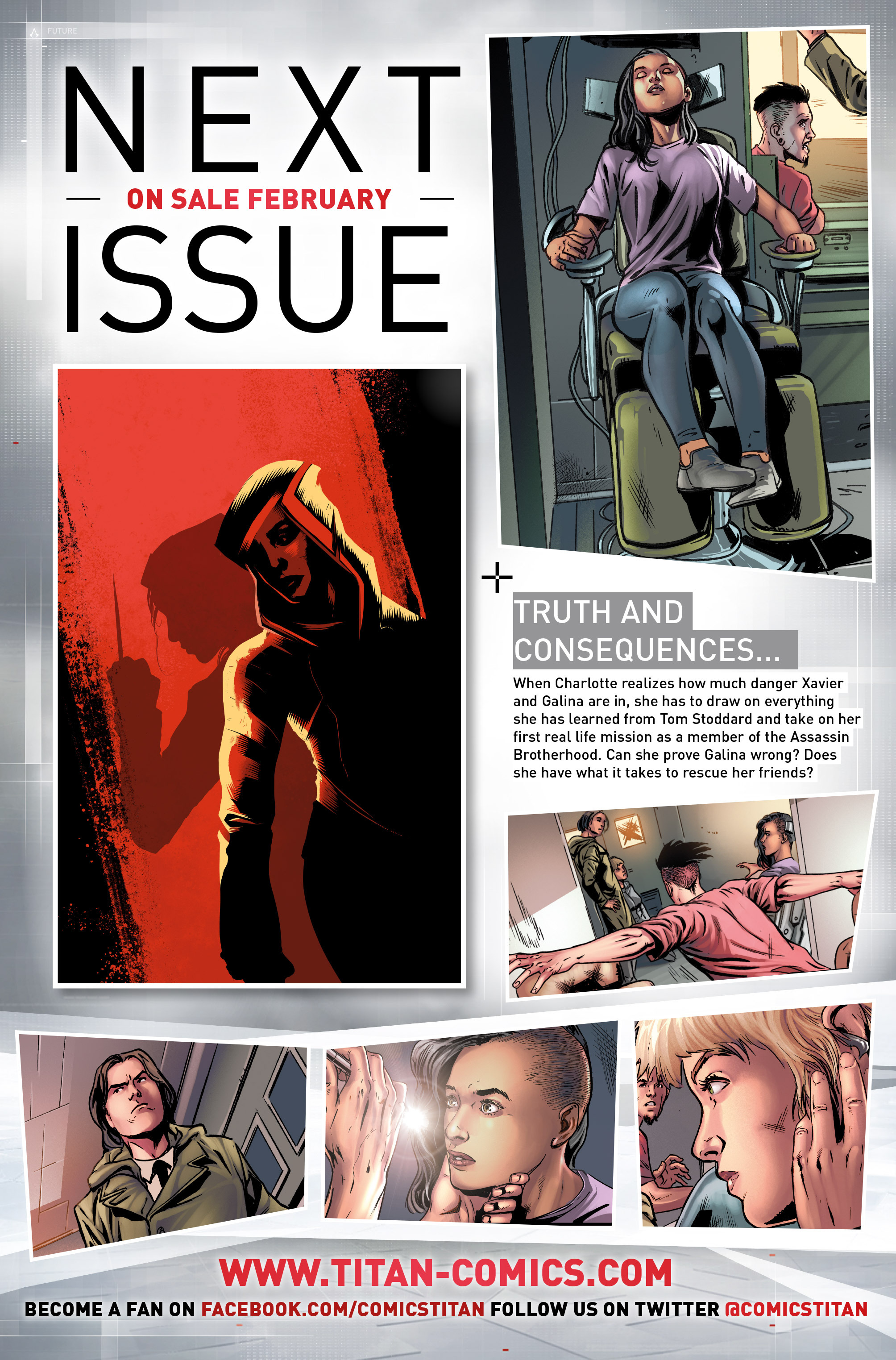 Read online Assassin's Creed (2015) comic -  Issue #4 - 26