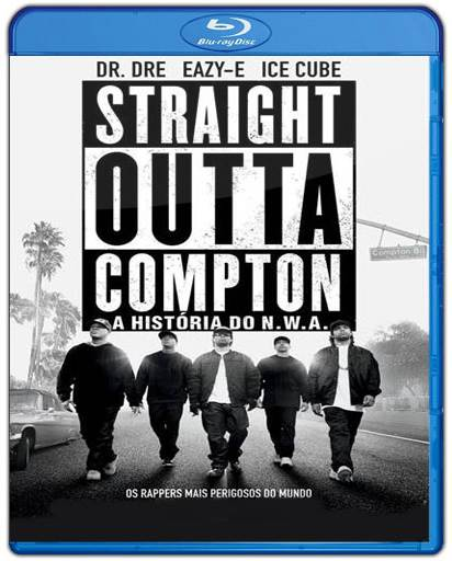 Baixar Straight Outta Compton A História do N.W.A. AVI Dual Áudio BDRip Torrent