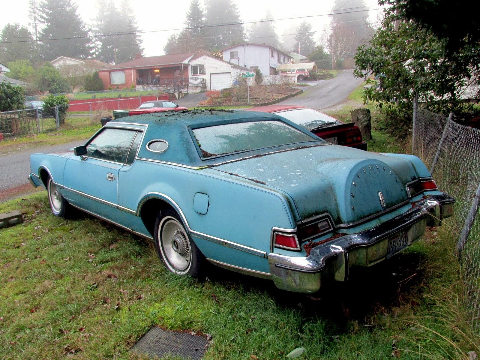 Seattle S Classics 1974 Lincoln Continental Mark Vi