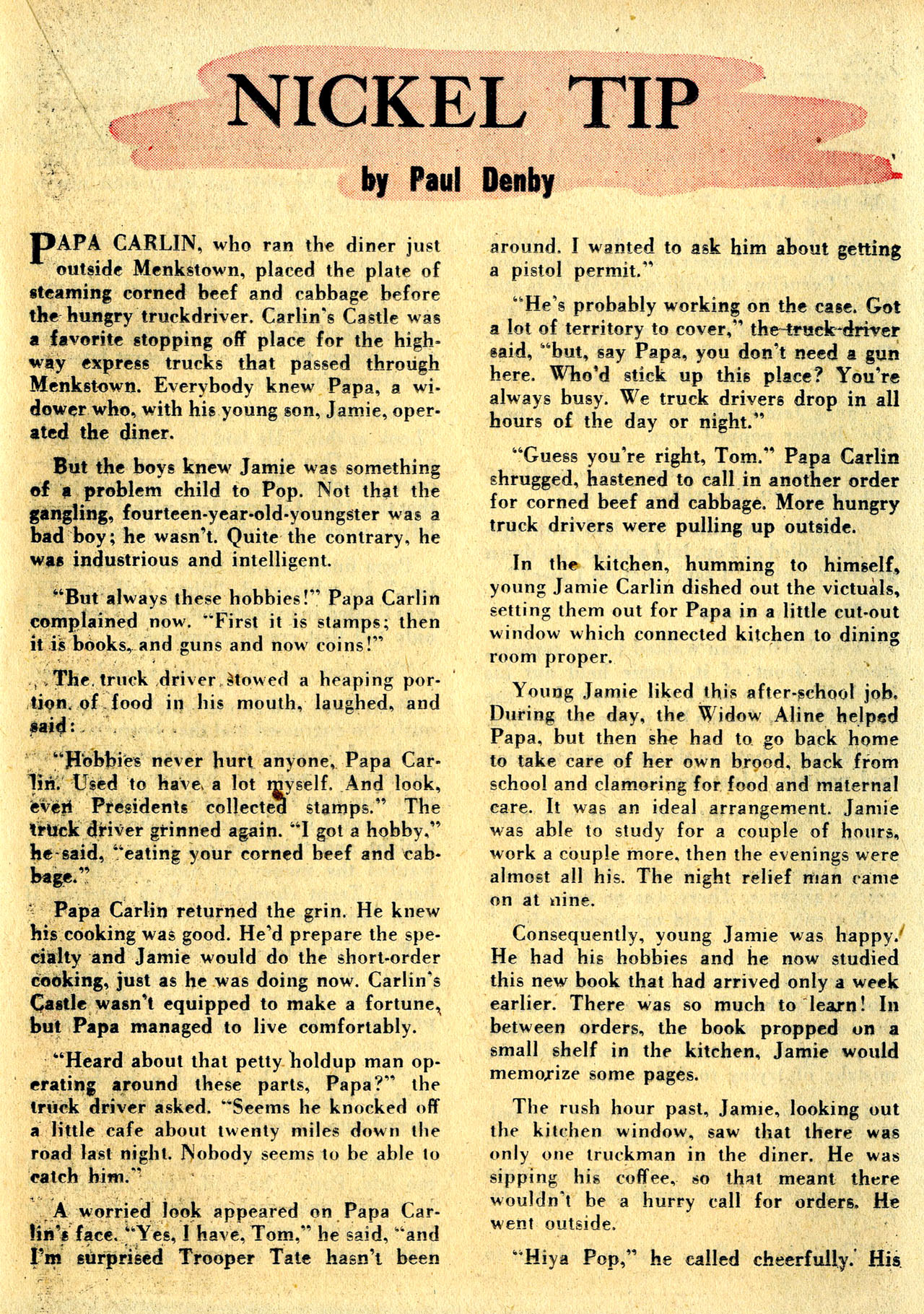 Read online Detective Comics (1937) comic -  Issue #116 - 31